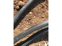 Electric cable ducting