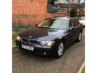 Bmw 735i 7 Series E65 735 - Open To Offers