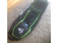 Golf carry bag for plane