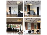 Nail space to rent in sunderland