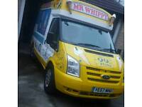 Mr whippy driver needed in wakefield