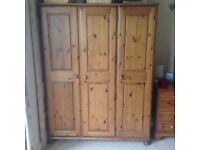 Superb quality bedroom furniture by Ducal for sale