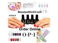 OPI, JESSICA GELERATION AND OTHER NAIL PRODUCTS