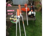 Timberpro 5 in 1 chainsaw/hedge cutter etc. UNUSED