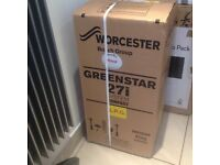 NEW WORCESTER SYSTEM BOILERS 24 JUNIOR & 27 I. System WITH WARRANTY