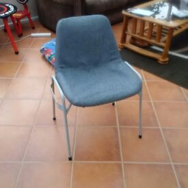 REFURBISHED Houndstooth Chair - £15 ONO