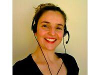 Spanish Native Tutor - Spanish Teacher's Assistant (Conversational - Grammar Lessons - Assessments)