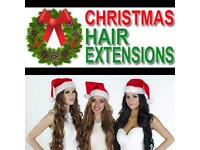 Christmas Hair Extensions offers