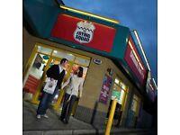 Fish & Chip Staff (Dundonald, Belfast & Bangor) FT & PT