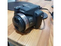Panasonic Lumix camera 24 x zoom