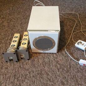 PC/IPod 2.1 Trust speaker system
