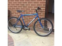 Bicycle hard tail