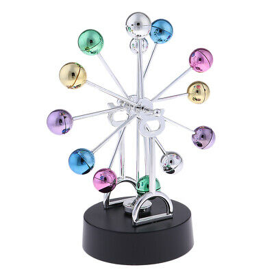Newtons  Cradle  Balance  Ball  Swing  Perpetual  Science  Toy  Desk