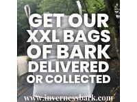 XXL MASSIVE BAGS OF BARK over 35m2+ per bag