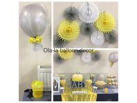 Balloon decor/ event decor
