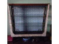 Vintage 60/70s original display cabinet