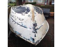 Solar Jiffy fishing boat