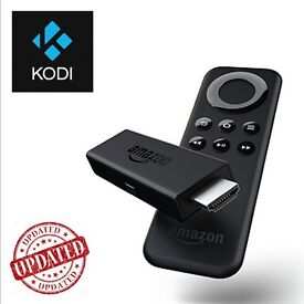 Amazon fully loaded firestick with kodi ALL live sports 1000's movies to shows