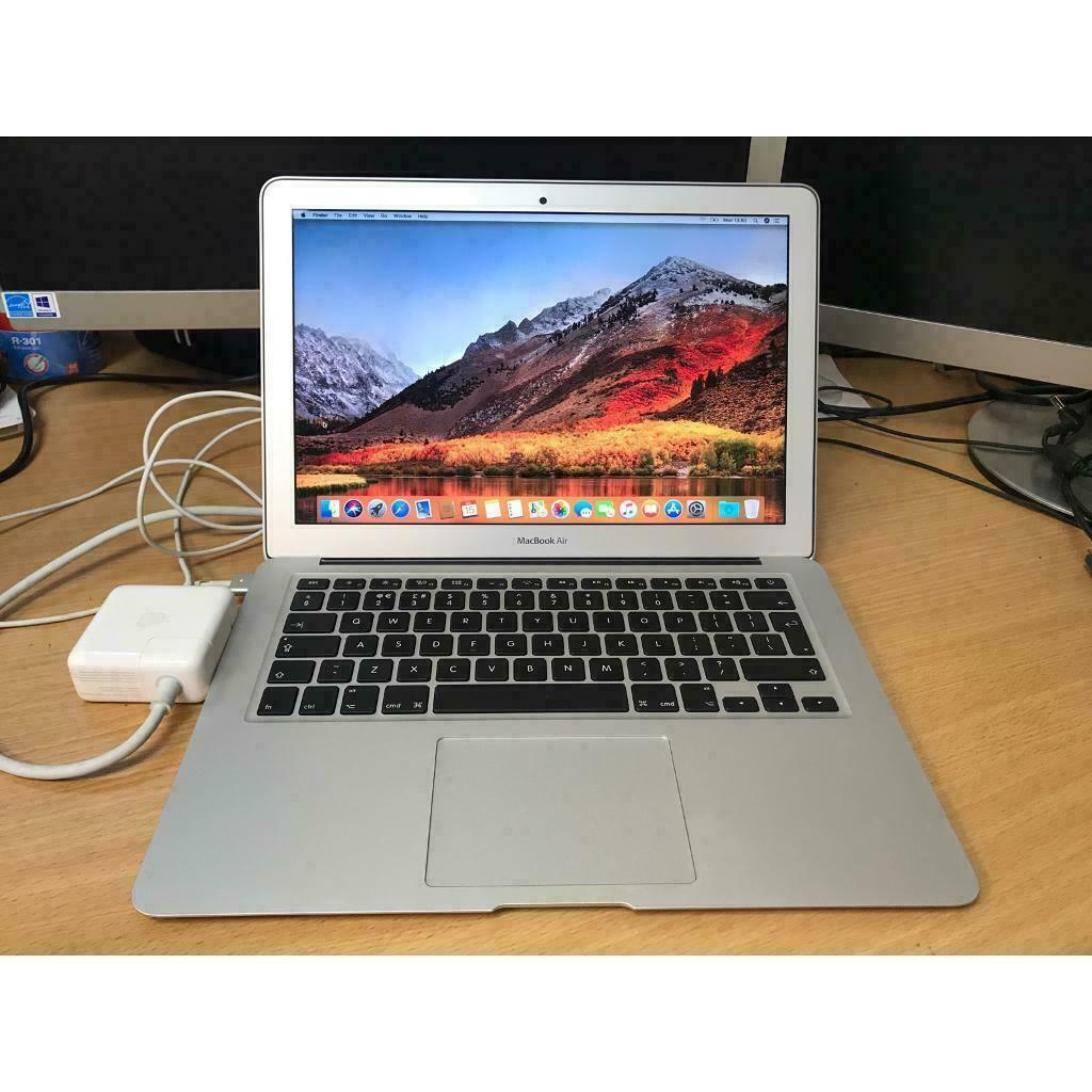 Apple MacBook Air, Core i5, 1 8GHz 2017 Mint Condition | in Denton,  Manchester | Gumtree
