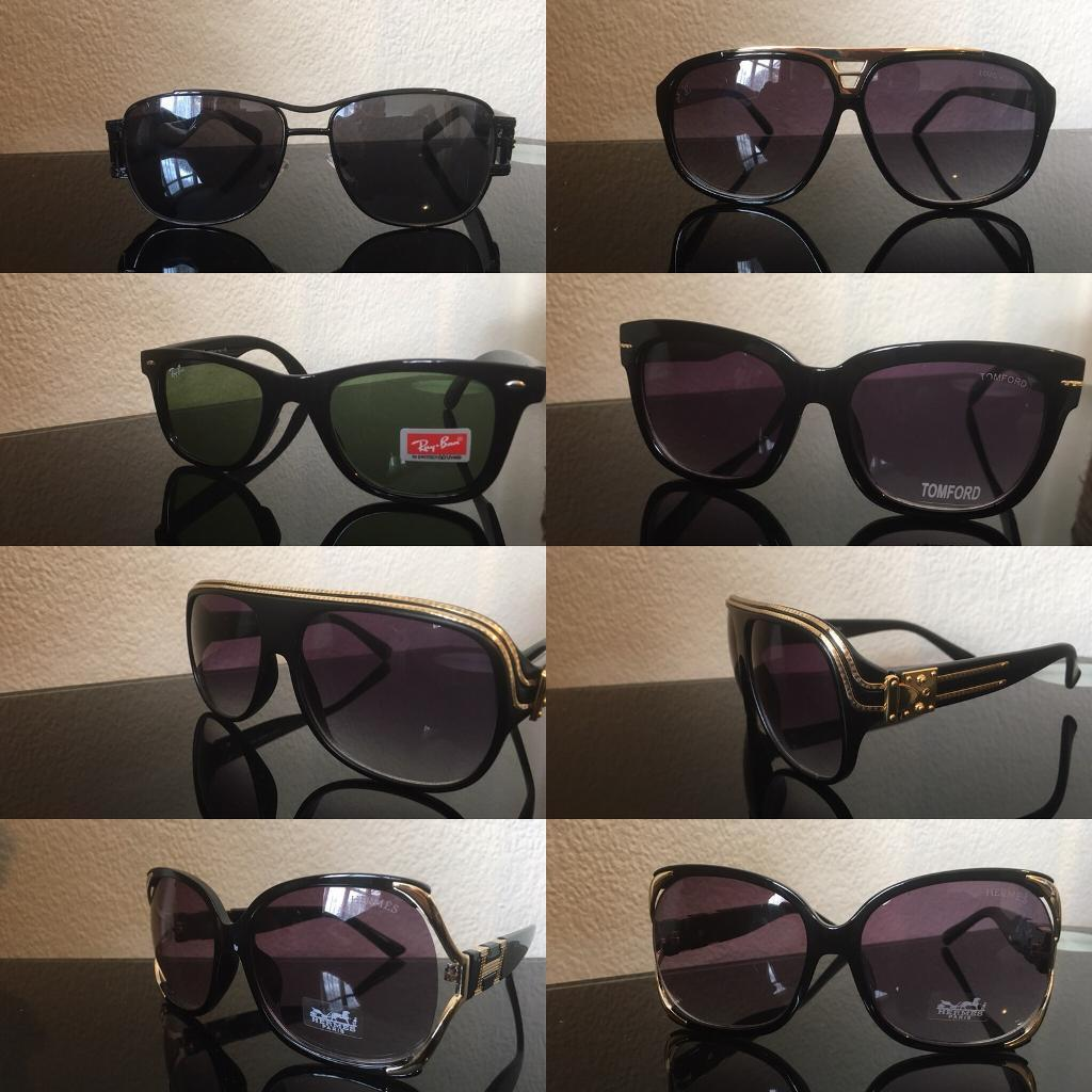 febbd45845d LV Louis Vuitton Versace Rayban Hermes Tom Ford Designer Sunglasses Shades  Cheap London kilburn
