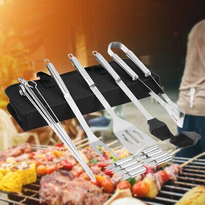 BBQ Grill-Tools Set Grillen Utensil Zubehör für Outdor Grill