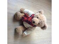 Harrods Teddy Bear-2002 edition