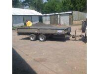"Ifor Williams 3.5t trailer 14' x 6'6"" (3.5 ton)"