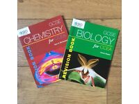 GCSE revision science books