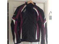 RST ladies motorcycle jacket