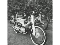 Honda Cub Vintage C90 C70