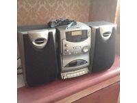 Crown digital cd micro system.