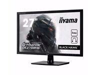 """27"""" iiyama G-MASTER Black Hawk GE2788HS-B1 monitor 27 inch"""