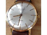Sekonda Manual Wind Vintage Watch Working