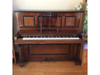 FREE upright piano. Good condition, needs tuned. Must be collected.