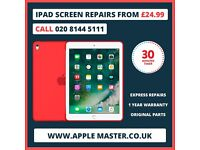 iPad Touch Screen Repairs in 1 hour iPad 2/3/4, Mini, Air, Pro Apple Master Ilford, Essex, London.