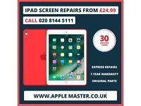 iPad Touch & Screen Express Repairs iPad 2/3/4, Mini, Air, Pro Apple Master Ilford, Essex, London.