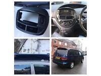 Toyota previa stereo surround cowling panel