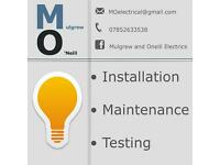 Electrical installation, maintenance and testing!