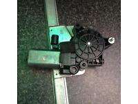 Renault trafic window regulator motor