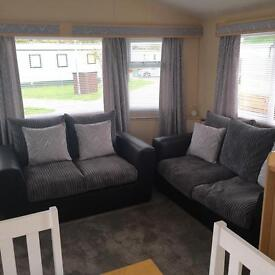 STATIC HOLIDAY HOME FOR SALE,STATIC CARAVAN,4*SEA FRONT HOLIDAY PARK,NORTHWEST,LANCASHIRE,EASTERSALE