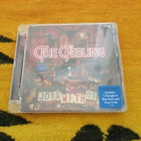 The Feeling CD Album 2008 Join With Us