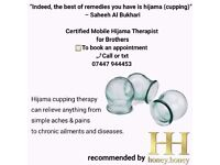 Hijama, wet cupping, islamic treatment, sunnah medicine, remedy, cupping