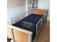 Invacare medley ergo medical bed