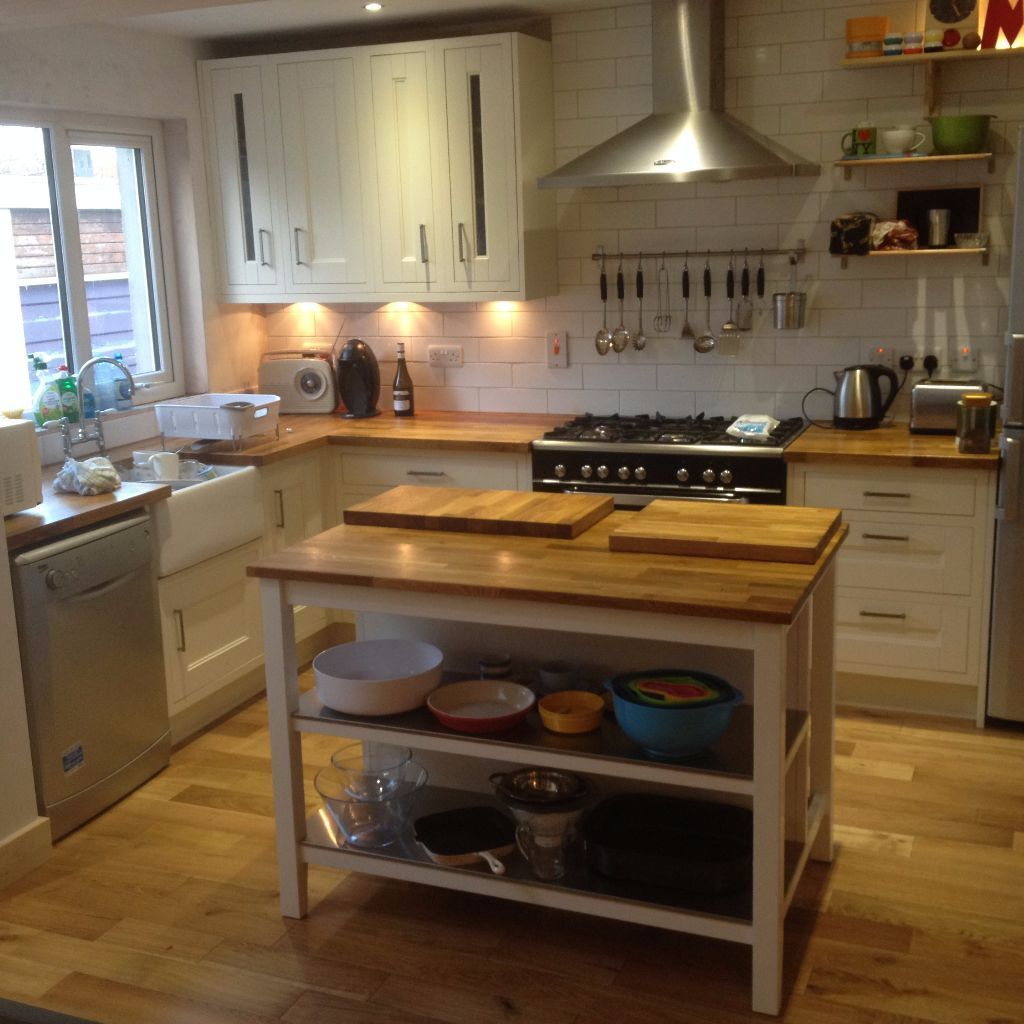 Kitchen Shelf Gumtree: Kitchen Or Utility Room Cabinets And Stainless Steel