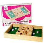 Dobbelspel Shut The Box 2 Spelers +  4 Dobbelstenen