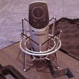 Samson CL7 Large Diaphragm Condenser Microphone