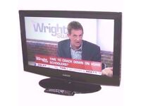 """SAMSUNG 32"""" LCD TV, BUILT IN FREEVIEW, MONITOR, REMOTE CONTROL"""