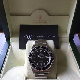 Rolex Submariner £4,400
