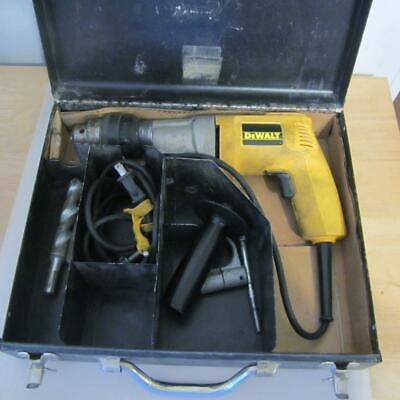 Dewalt 510 12 Vsr Corded Hammer Drill