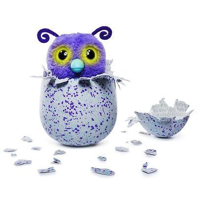 Spin Master Hatchimals INTERACTIVE CREATURE Pet BURTLES Teal Purple Egg SOLDOUT!